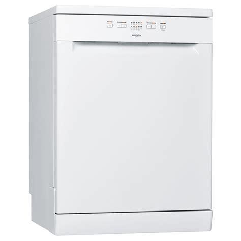 lave vaisselle pose libre wfe2b17 13 couverts 60 cm 47 db 5 programmes whirlpool pas cher 224