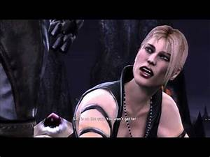 Story Mode Chapter 1 - Johnny Cage (2) Mortal Kombat 9 MK9 ...