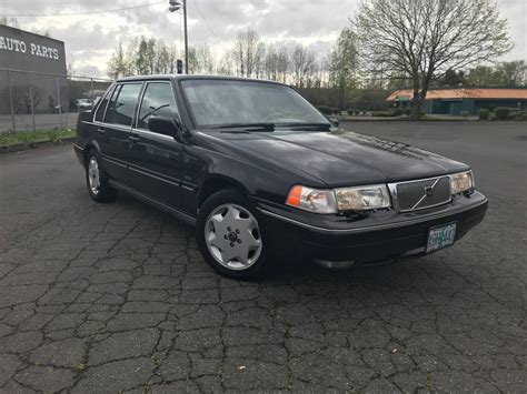 Rwd Volvo by Just A Car 1998 Volvo S90 The Last Rwd Volvo