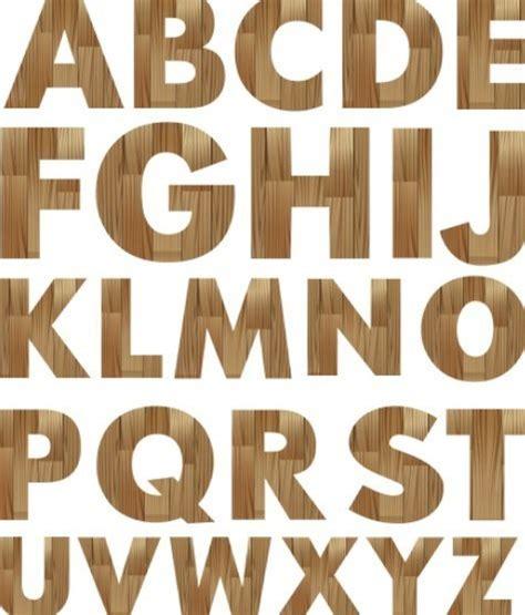 wooden english alphabet titanui