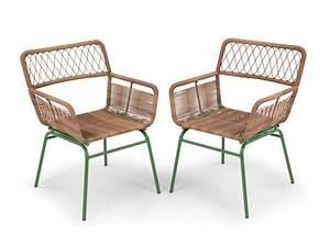 Objet Deco Exterieur : l 39 objet d co du jour les chaises de jardin elle d coration ~ Carolinahurricanesstore.com Idées de Décoration