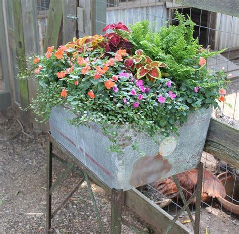 Wacky Creative Garden Art  Blending Junk And Vintage