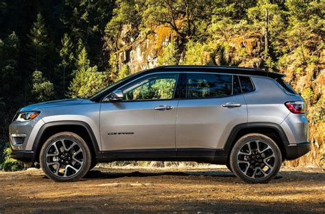 jeep compass 2018 black 2018 jeep compass release date price spy shots specs mpg