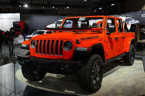 Price Of Jeep Gladiator Pickup Truck