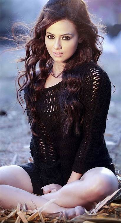 Sana Khan Wallpapers Actress Desktop Latest Salman