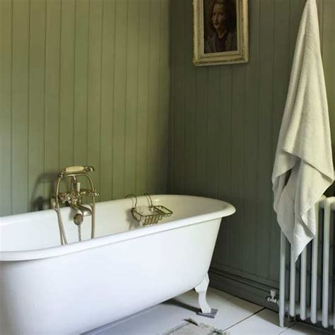tongue and groove bathroom ideas use tongue and groove panelling relaxed bathroom design ideas housetohome co uk