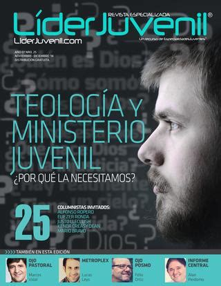 L 237 Der Juvenil 25 Teolog 237 A Y Ministerio Juvenil By Luis