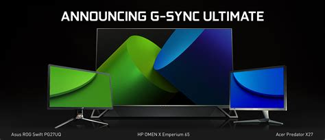 sync compatible monitors  bfgd