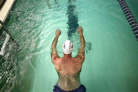 Crawling With Master Swim Instructor Jane Katz