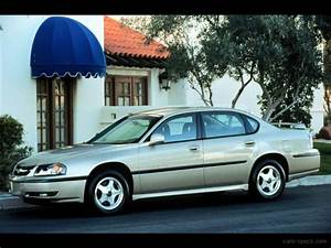 2002 Chevrolet Impala Sedan Specifications  Pictures  Prices