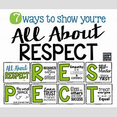 Best 25+ Teaching Respect Ideas On Pinterest  Respect Lessons, Teaching Kids Respect And