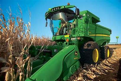 Corn Deere John Combine Headers S650 Header