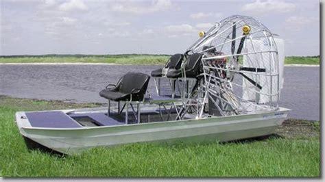 Fan Boat Conversion by Air Boat Motors 171 All Boats