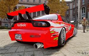 Mazda RX-7 Veilside Fast And Furious 1 - image #250