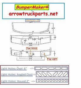 Bumpermaker  Peterbilt 377 Set Back Axle 1987 To 1996