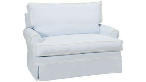 Glider Ottoman Slipcover by Four Seasons Accent Glider W Slipcover