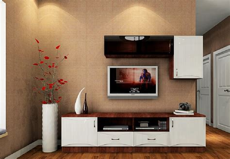 interior decoration for home beautiful stylish lcd cabinet design and flower vase id973