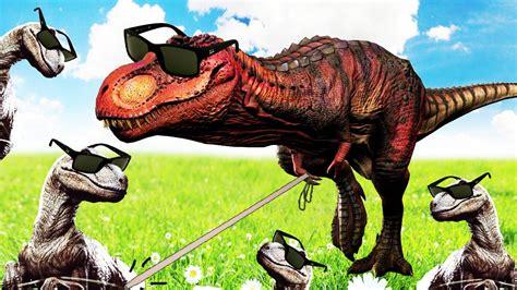 Los Dinosaurios Ciegos  Primal Carnage Youtube