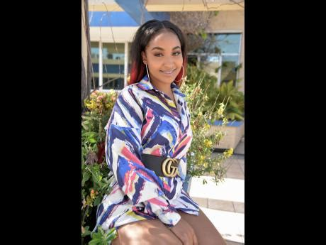 star   month motherhood  bliss  shenseea