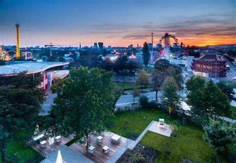 Der Garten Wien 1020 by Motel One Wien Prater Bewertungen Fotos Preisvergleich