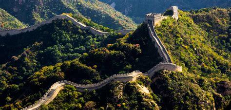 badaling great wall  china information  guide