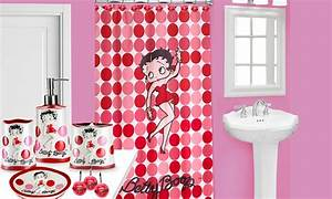 betty boop bath accessories groupon goods With betty boop bathroom accessories