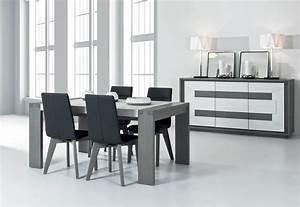 Salle A Manger : ateliers de langres chene massif meubles gibaud ~ Melissatoandfro.com Idées de Décoration