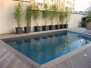 8 best piscines pretes a plonger images on pinterest With piscine avec liner gris clair 0 swimming pools swimming pools magiline