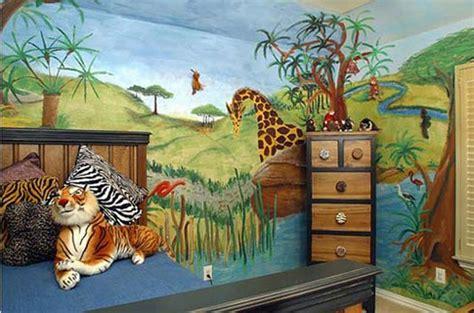 20 jungle themed bedroom for rilane