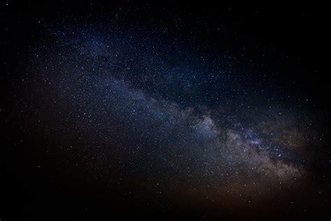 Kostenlose Foto Himmel Nacht Milchstraße Kosmos