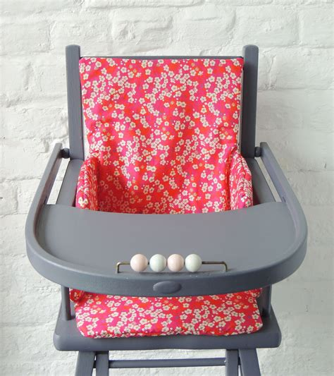 coussin chaise haute bebe coussin chaise haute