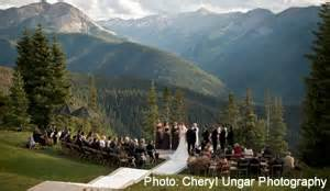 mountain wedding venues mountain celebrations colorado wedding venues and invitations ideas