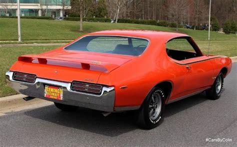1969 Pontiac Gto Flemings Ultimate Garage