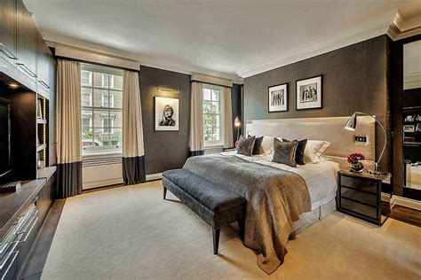 country homes interiors master bedroom decorating ideas for a contemporary bedroom