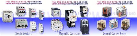 Mitsubishi Circuit Breaker Switch Encoder Relay