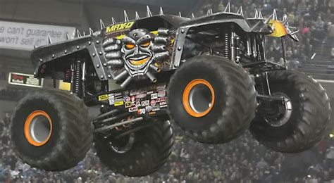 The Top 10 Coolest 'monster Jam' Monster Trucks America