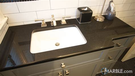 Granite Bathroom Vanity by Absolute Black Granite Bathroom Vanity Marble