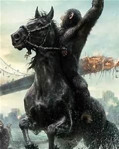 New Poster for DAWN OF THE PLANET OF THE APES — GeekTyrant
