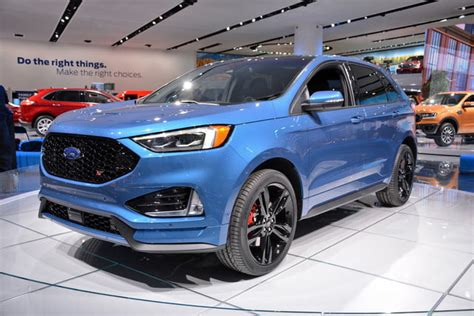Ford Edge St Price by 2019 Ford Edge St Photos Details Specs And More