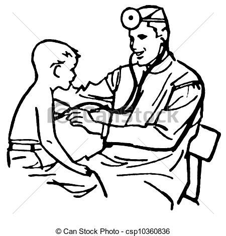 doctor black and white doctor tools clipart black and white clipart panda