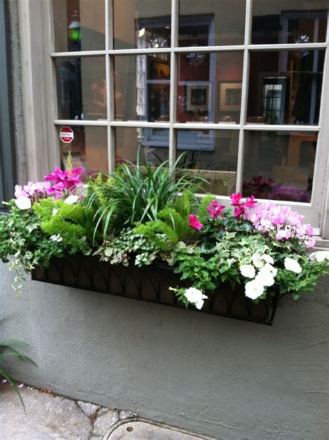 window box gardening outdoor living ideas