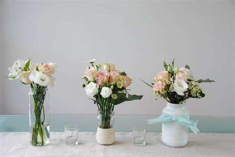 vasi con bottiglie plastica riciclo creativo con le bottiglie di plastica foto