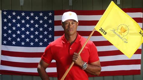 Tiger Woods in Melbourne to launch Presidents Cup: US ...