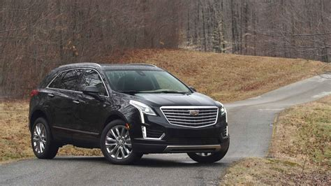 2017 Cadillac Xt5 Ready For Luxury Suv Fight