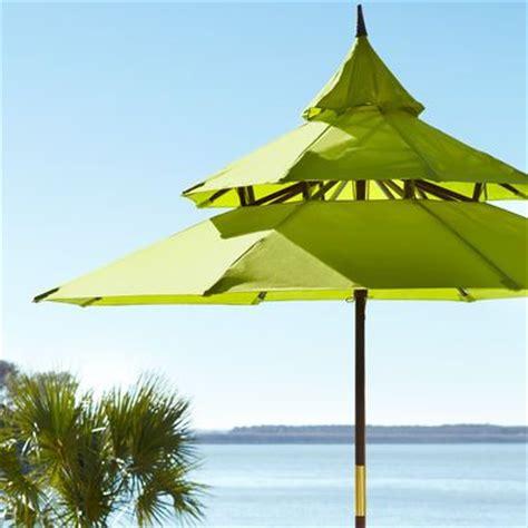 citron pagoda umbrella pier 1 imports bits