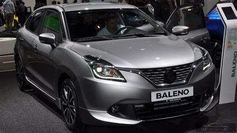 2020 New Suzuki Sport by 2020 Suzuki Baleno Sport Interior Exterior