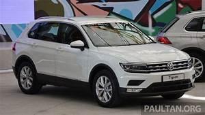 Volkswagen Tiguan Confortline : new volkswagen tiguan launched in malaysia 1 4 tsi ~ Melissatoandfro.com Idées de Décoration