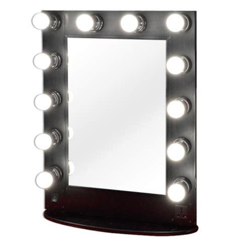 coiffeuse avec miroir lumineux miroir lumineux de table maquillage et coiffure grande taille