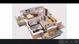 3d House Plans For Android