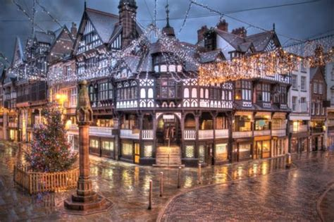 christmas in cheshire england christmas pinterest